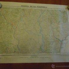 Mapas contemporâneos: GRAN MAPA DEL INSTITUTO GEOGRAFICO Y CATASTRAL JIMENA DE LA FRONTERA PROVINCIA DE CADIZ. Lote 232502625