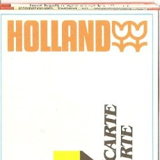 Mapas contemporáneos - MAPA HOLLAND-HOLANDA, DESPLEGABLE - 48223216