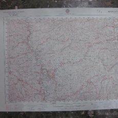 Mapas contemporáneos: MAPA MANLLEU. CARTOGRAFIA MILITAR. SERIE L. ESCALA 1: 50000.- SERVICIO GEOGRAFICO EJERCITO 1982. Lote 48434207