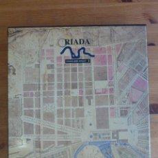 Mapas contemporáneos: CRIADA. CARTOGRAFIA HISTORICA DE ARANJUEZ. DOCE CALLES. 1991 46 PAG. Lote 48628449