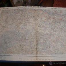 Mapas contemporáneos: ALMERIA MAPA DE ALHAMA DE AÑO 1952 64X44CMS. Lote 49599510