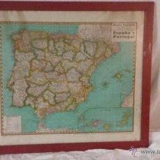 Mapas contemporáneos: MAPA ESPAÑA. Lote 50856947