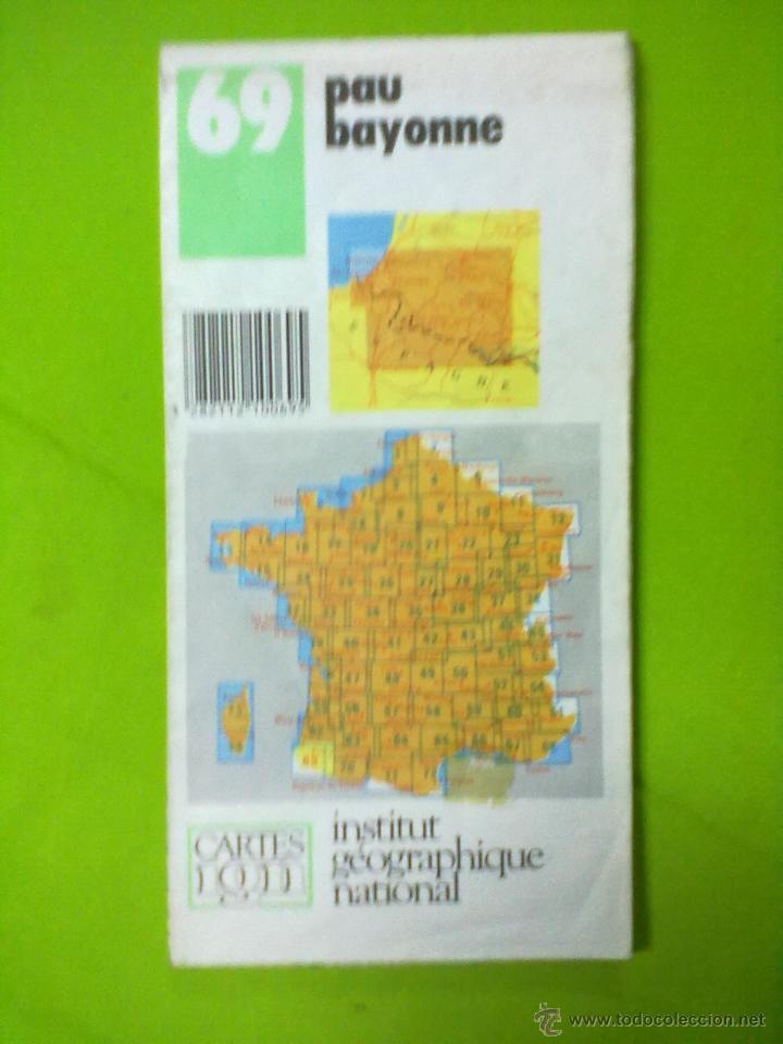 Mapas contemporáneos: PARQUE NACIONAL DE LOS PIRINEOS OCCIDENTALES - Foto 2 - 51860089