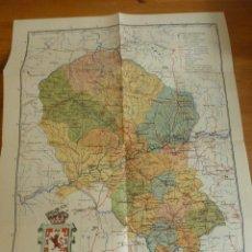 Mapas contemporáneos: CORDOBA PROVINCIAS DE ESPAÑA. EDITORIAL SAN MARTIN BARCELONA. . Lote 52002736