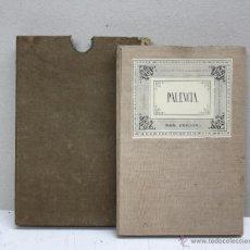 Cartes géographiques contemporaines: MAPA PALENCIA. POR COELLO Y MADOZ. AÑO 1852. ATLAS DEL DICCIONARIO GEOGRAFICO. Lote 52505747