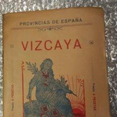 Mapas contemporáneos: MAPA VIZCAYA. , EDITORIAL MARTÍN. Lote 52903967