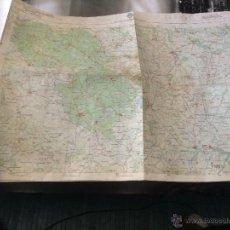 Mapas contemporáneos: CARTOGRAFÍA MILITAR DE ESPAÑA. SARIÑENA, HUESCA. GRAN TAMAÑO. AÑO 1987.. Lote 53820212