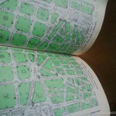 Mapas contemporáneos: GUIA URBANA BARCELONA - ED.PAMIAS - 1990 / 1991 - DOS LIBROS Y PLANO REVERSIBLE. Lote 56614562