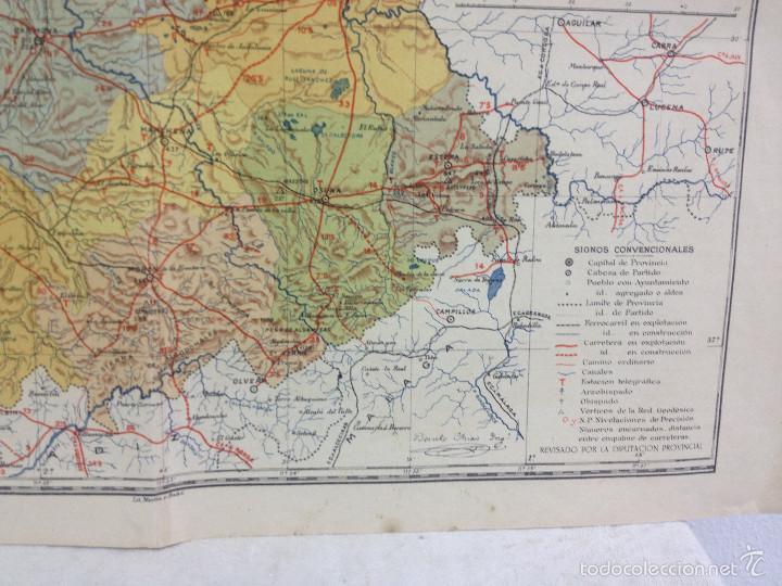 Mapas contemporáneos: MAPA PROVINCIA SEVILLA.INGENIERO BENITO CHÍAS YNG.ESCALA EN KILÓMETROS - Foto 8 - 56740260