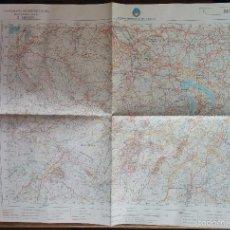 Mapas contemporáneos: MAPA BETANZOS. Lote 58282079