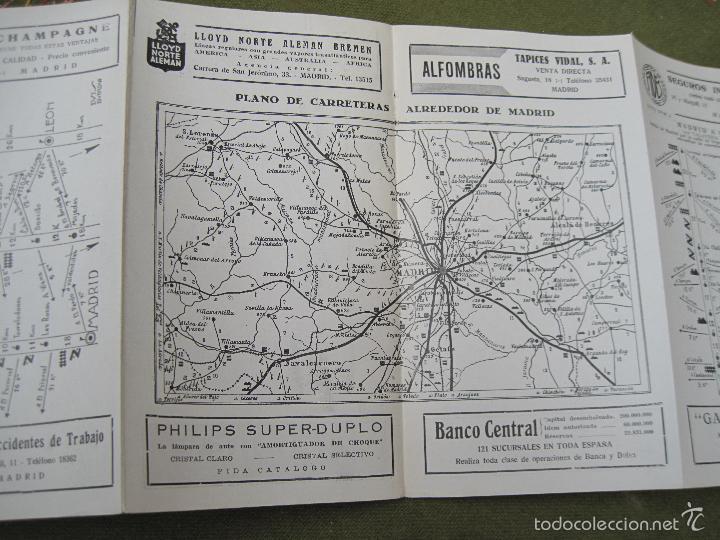 Mapas contemporáneos: GUIA RAGAY 1934 -1ª. EDICION DE CARRETERAS. - Foto 6 - 58285065
