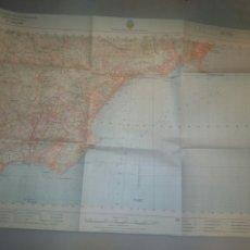 Mapas contemporáneos: CARTOGRAFÍA MILITAR DE ESPAÑA MAPA ALTEA 1989 ESCALA 1 1/50000 SERVICIO GEOGRÁFICO DEL EJÉRCITO. Lote 80141627