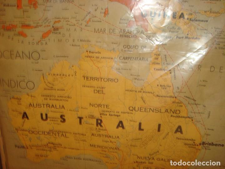mapa oceania editorial seix barral s.a. . vi - Comprar Mapas ...