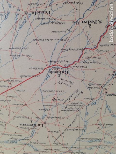 Mapas contemporáneos: Mapa militar itinerario de España hoja 66 / ALBACETE - Foto 6 - 26576026