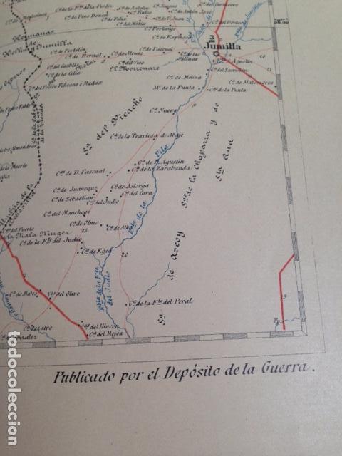 Mapas contemporáneos: Mapa militar itinerario de España hoja 66 / ALBACETE - Foto 7 - 26576026