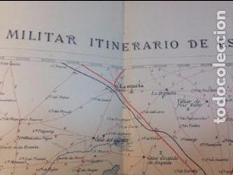 Mapas contemporáneos: Mapa militar itinerario de España hoja 66 / ALBACETE - Foto 8 - 26576026