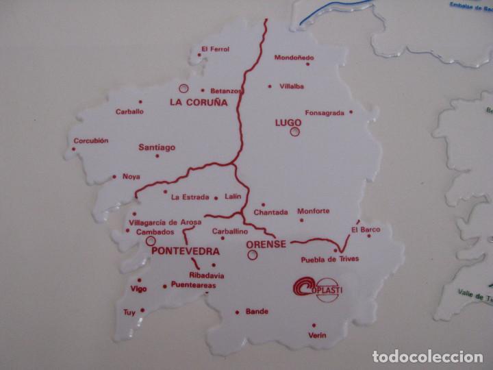plantillas mapa de galicia  3 plantillas polit  Comprar Mapas