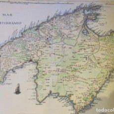 Mapas contemporáneos: MAPA DE MALLORCA . TOMAS LOPEZ.. Lote 102078199