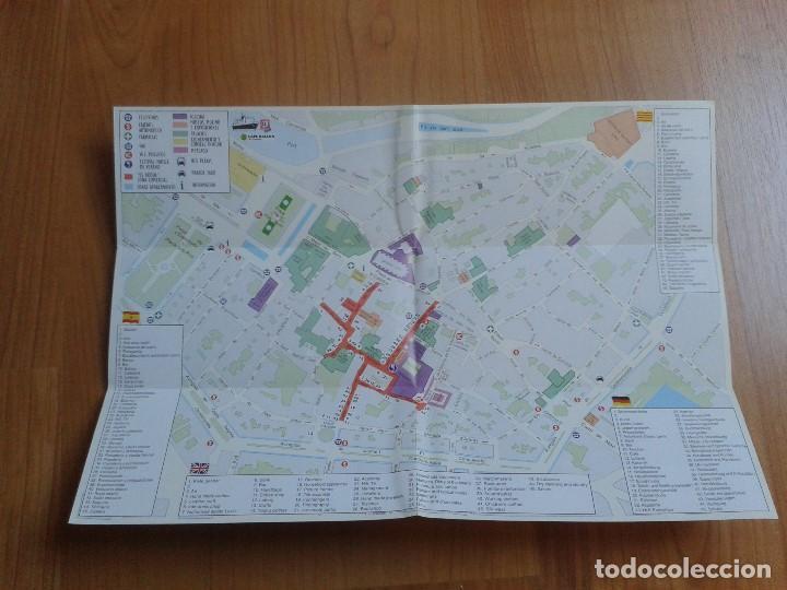 Mapas contemporáneos: Mapa Plano -- Ciutadella -- Menorca ( Islas Baleares ) -- Callejero - Foto 2 - 104739347