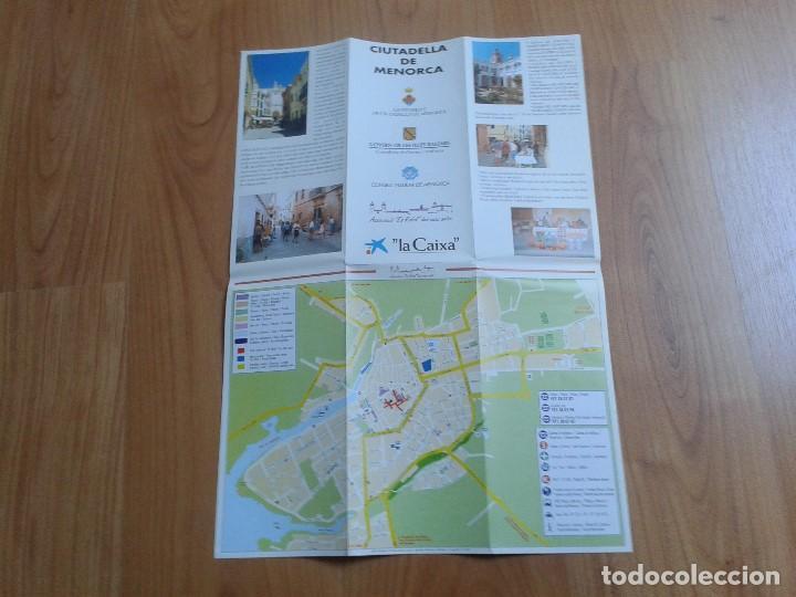 Mapas contemporáneos: Mapa Plano -- Ciutadella -- Menorca ( Islas Baleares ) -- Callejero - Foto 3 - 104739347
