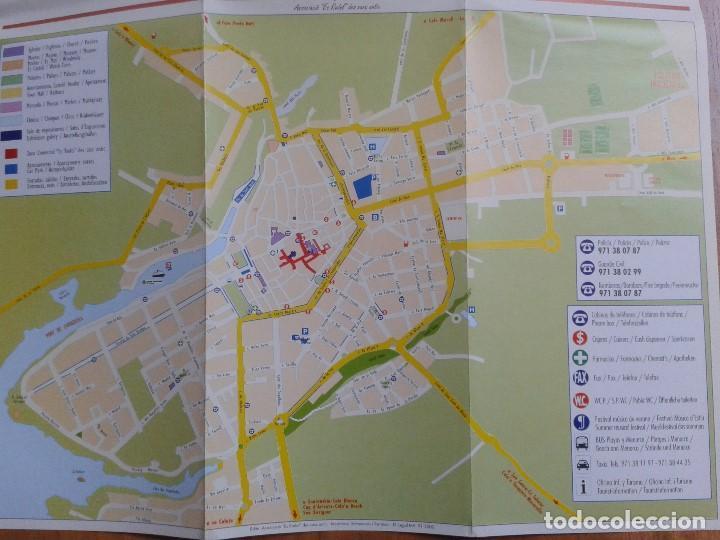 Mapas contemporáneos: Mapa Plano -- Ciutadella -- Menorca ( Islas Baleares ) -- Callejero - Foto 4 - 104739347