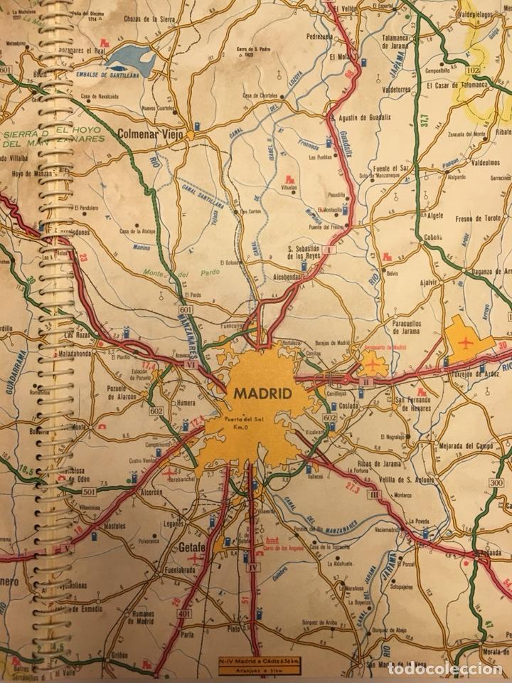 Mapa Carreteras España 2018.Mapa Oficial De Carreteras Mapa