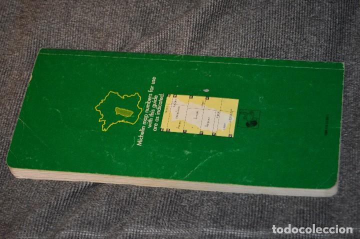 Mapas contemporáneos: VINTAGE - LOTE DE 3 GUÍAS TURÍSTICAS MICHELIN - AÑOS 8 - ESPAÑA, MARRUECOS, DORDOÑA - HAZ OFERTA - Foto 3 - 113207699