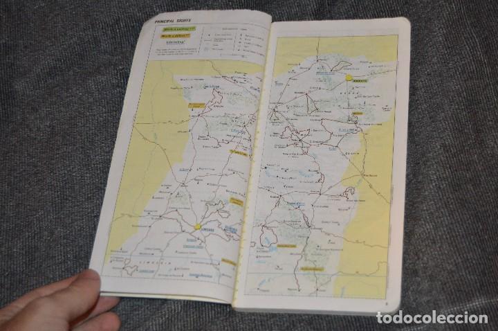 Mapas contemporáneos: VINTAGE - LOTE DE 3 GUÍAS TURÍSTICAS MICHELIN - AÑOS 8 - ESPAÑA, MARRUECOS, DORDOÑA - HAZ OFERTA - Foto 4 - 113207699