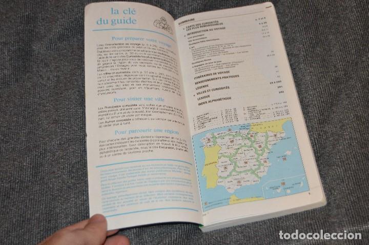 Mapas contemporáneos: VINTAGE - LOTE DE 3 GUÍAS TURÍSTICAS MICHELIN - AÑOS 8 - ESPAÑA, MARRUECOS, DORDOÑA - HAZ OFERTA - Foto 7 - 113207699