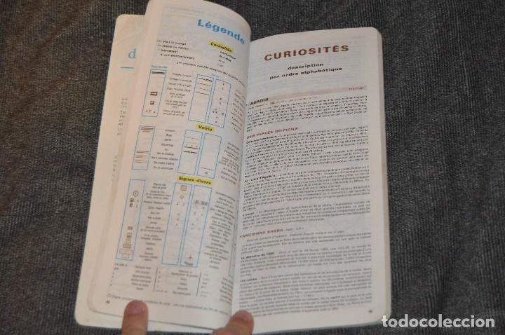 Mapas contemporáneos: VINTAGE - LOTE DE 3 GUÍAS TURÍSTICAS MICHELIN - AÑOS 8 - ESPAÑA, MARRUECOS, DORDOÑA - HAZ OFERTA - Foto 10 - 113207699