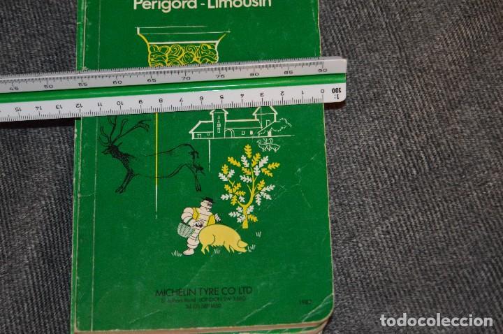 Mapas contemporáneos: VINTAGE - LOTE DE 3 GUÍAS TURÍSTICAS MICHELIN - AÑOS 8 - ESPAÑA, MARRUECOS, DORDOÑA - HAZ OFERTA - Foto 12 - 113207699