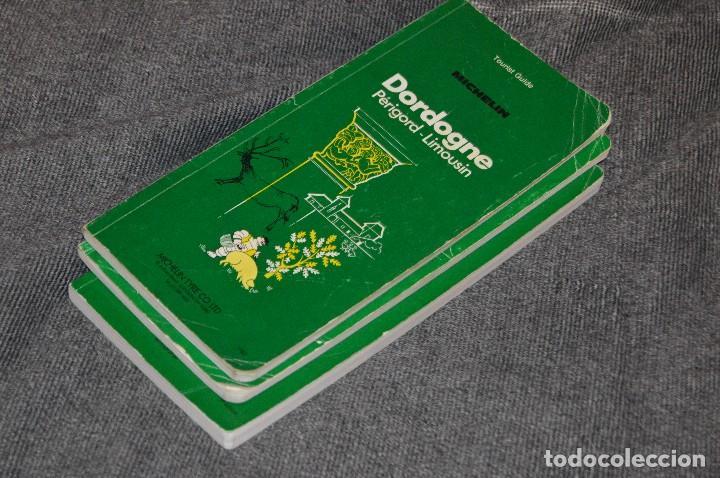 Mapas contemporáneos: VINTAGE - LOTE DE 3 GUÍAS TURÍSTICAS MICHELIN - AÑOS 8 - ESPAÑA, MARRUECOS, DORDOÑA - HAZ OFERTA - Foto 13 - 113207699