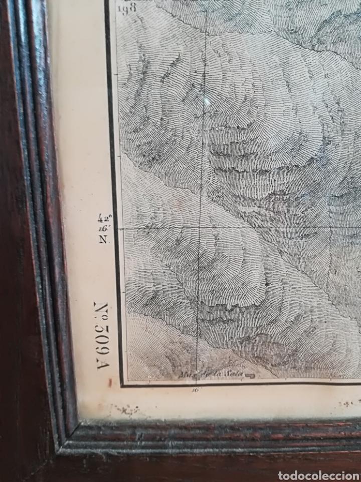 Mapas contemporáneos: Plano del Puerto de Cadaqués Dirección de Hidrografia Madrid año 1889 Carta marina Costa Brava mapa - Foto 8 - 114883984