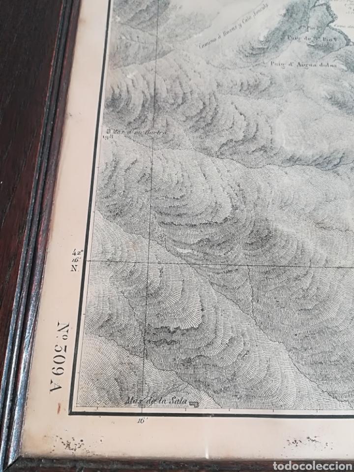 Mapas contemporáneos: Plano del Puerto de Cadaqués Dirección de Hidrografia Madrid año 1889 Carta marina Costa Brava mapa - Foto 15 - 114883984
