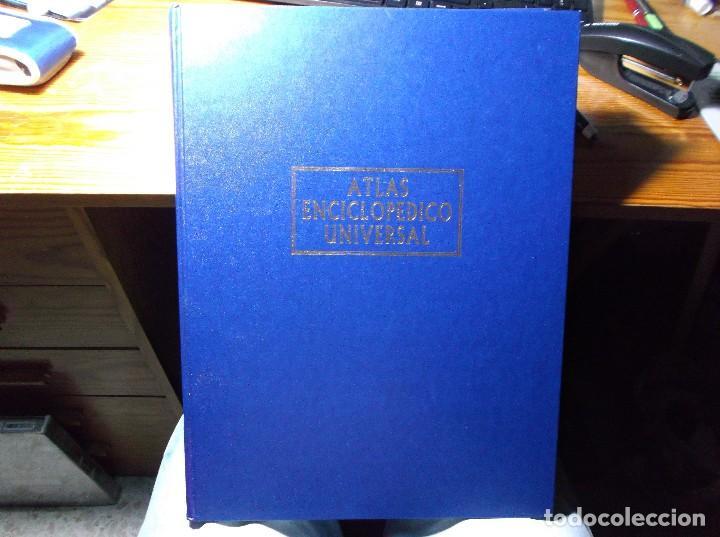 ATLAS ENCICLOPEDICO UNIVERSAL - 1998 (Coleccionismo - Mapas - Mapas actuales (desde siglo XIX))