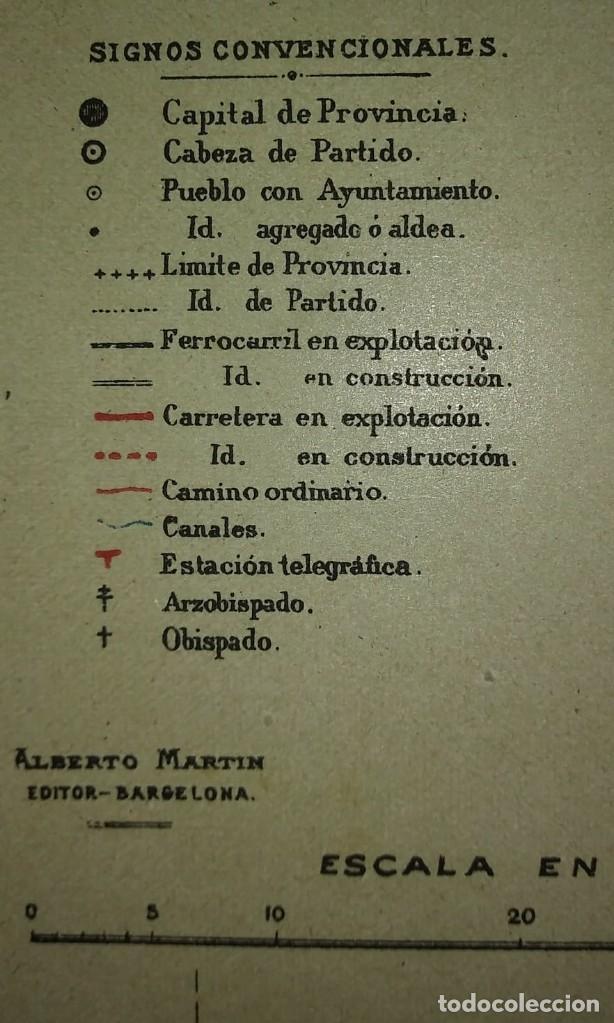 Mapas contemporáneos: Mapa antiguo de Cádiz. 1910 - Foto 5 - 116864763