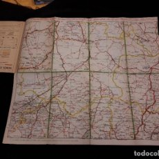Mapas contemporáneos: GUÍA MAPAS CARRETERAS C.E.P. CASA DEL LIBRO. . Lote 118424583