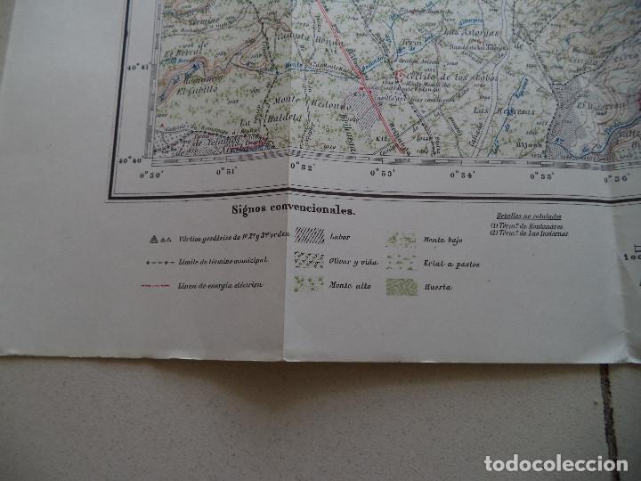 Mapas contemporáneos: Mapa de Cifuentes.512 - Foto 2 - 119621711