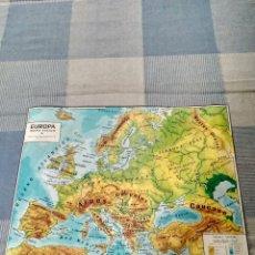 Mapas contemporáneos: MAPA ANTIGUO DE EUROPA 60X46 DE 1960. Lote 119856243