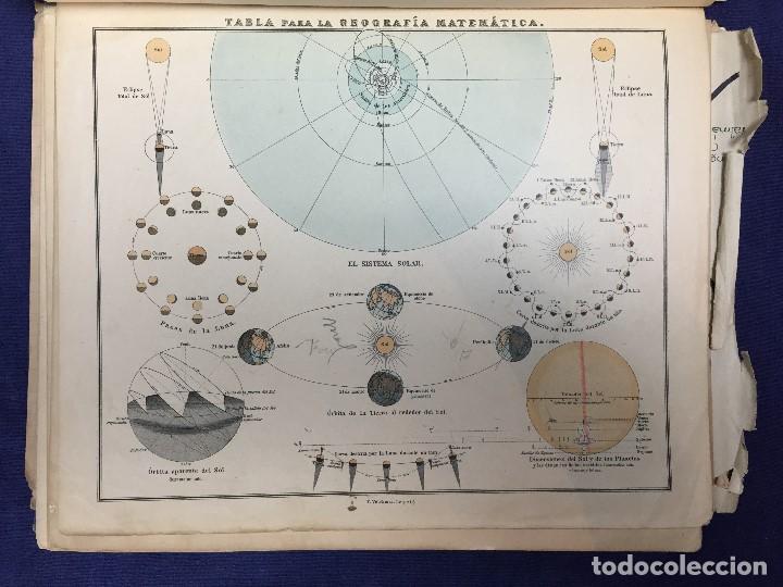 Mapas contemporáneos: atlas universal f volckmar edición pequeña para el reino de españa 34 mapas 1946 - Foto 6 - 123099911