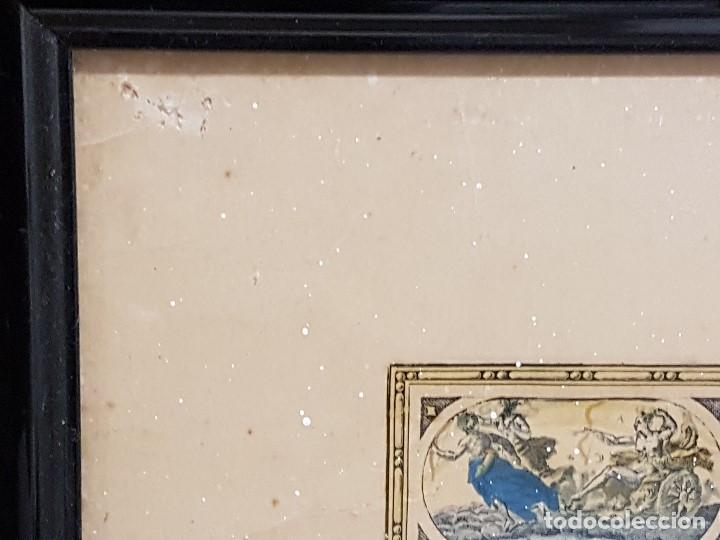 Mapas contemporáneos: ANTIGUA REPRODUCCION ENMARCADA ATLAS MUNDIAL BLAEW LIBRERIA WURTTMBERG AÑO 1645 - Foto 7 - 123378607