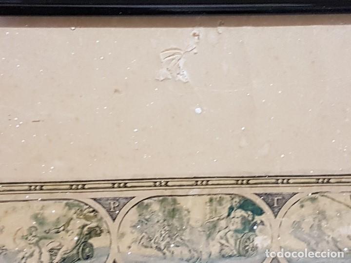 Mapas contemporáneos: ANTIGUA REPRODUCCION ENMARCADA ATLAS MUNDIAL BLAEW LIBRERIA WURTTMBERG AÑO 1645 - Foto 8 - 123378607