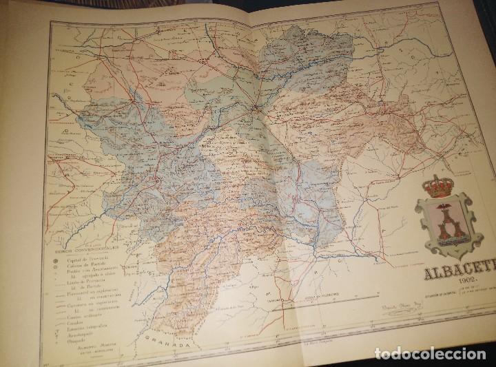 Mapas contemporáneos: ATLAS GEOGRÁFICO 1898, MAPAS DE 1901 A 1903 - Foto 4 - 127147255