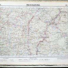 Mapas contemporáneos: MAPA (1953) GARRALDA (NAVARRA) INSTITUTO GEOGRÁFICO Y CATASTRAL - LEER DESCRIPCIÓN. Lote 131902182