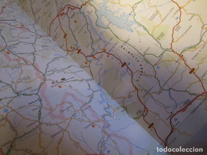Mapas contemporáneos: el mapa del 2000 mapa oficial de carreteras españa ministerio de fomento - Foto 3 - 132086770