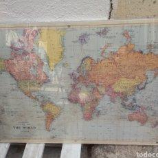 Mapas contemporáneos: MAPAMUNDI. Lote 132264957