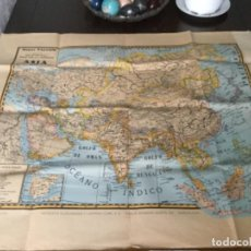 Mapas contemporáneos: MAPA ASIA 1941. Lote 132392154