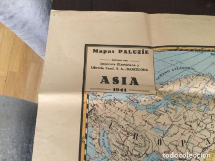 Mapas contemporáneos: Mapa Asia 1941 - Foto 2 - 132392154