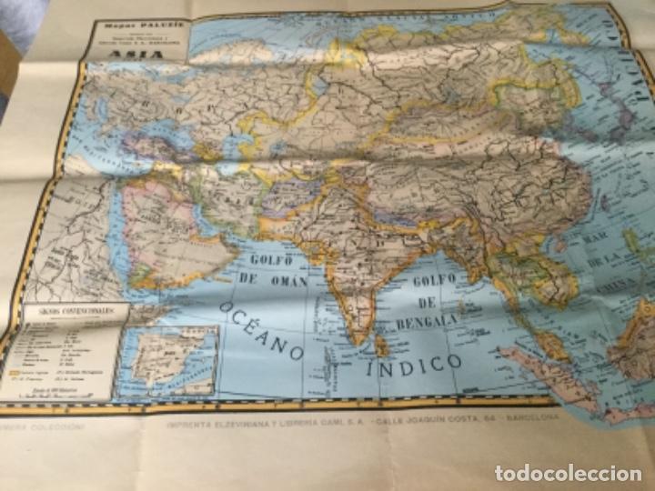 Mapas contemporáneos: Mapa Asia 1941 - Foto 4 - 132392154