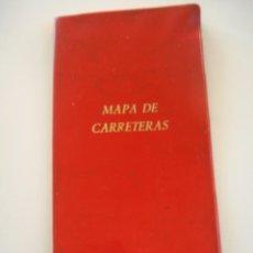Mapas contemporáneos: MAPA DE CARRETERAS AÑO 1963. Lote 133666610